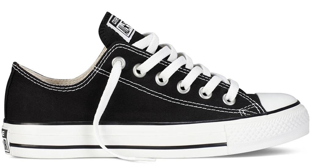 Converse Chuck Taylor All Star Classic Low Zapatos Negro 46