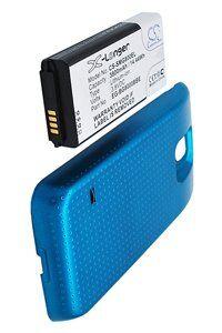 Samsung Galaxy S5 Mini batería (3800 mAh, Azul)