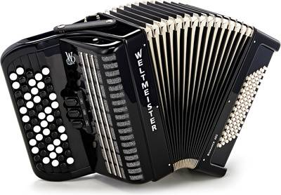 Weltmeister Romance 602 C-Handle Black