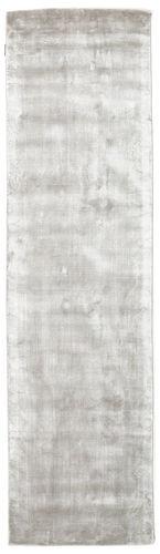 RugVista Alfombra Broadway - Plata Blanco  80x300 Alfombra Moderna, Pasillo