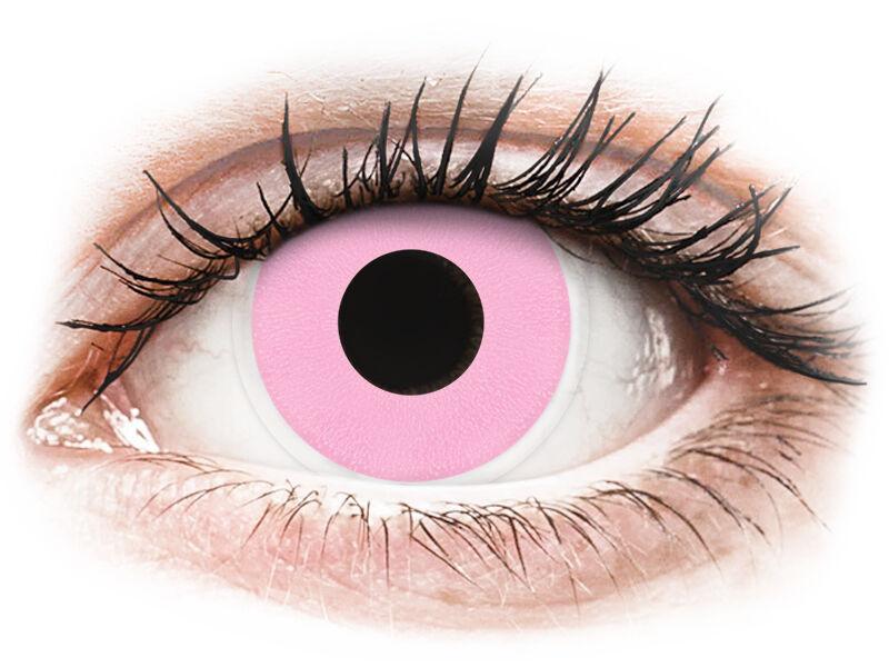 ColourVUE Crazy Lens - Barbie Pink - Sin graduar