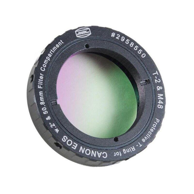 Baader Anillo-T Protective CANON DSLR con filtro guardapolvo de cristal 50,4 x 3mm integrado