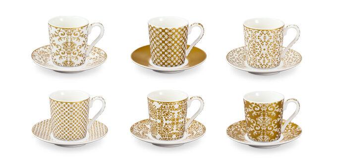 Tescoma taza de café con plato myCOFFEE, 6 pzs, Empire