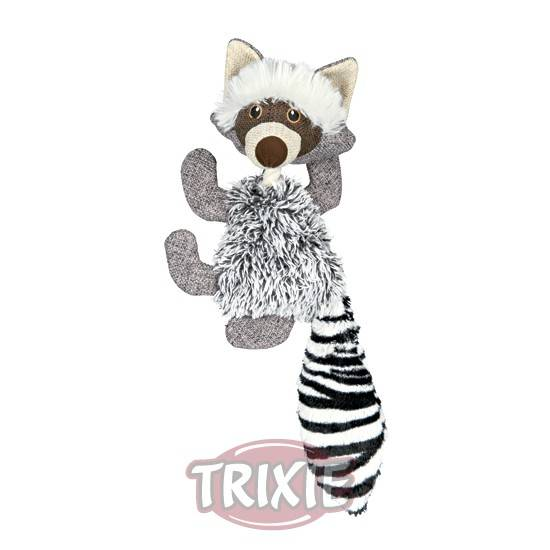 Trixie Mapache, Peluche, 21 cm