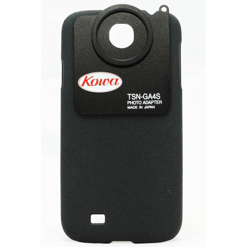 Kowa Adaptador TSN-GA4S de digiscoping para Samsung Galaxy S4