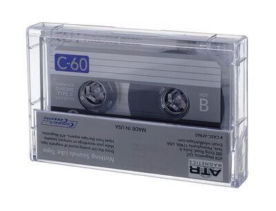 ATR Magnetics ProChrome Master Cassette C60