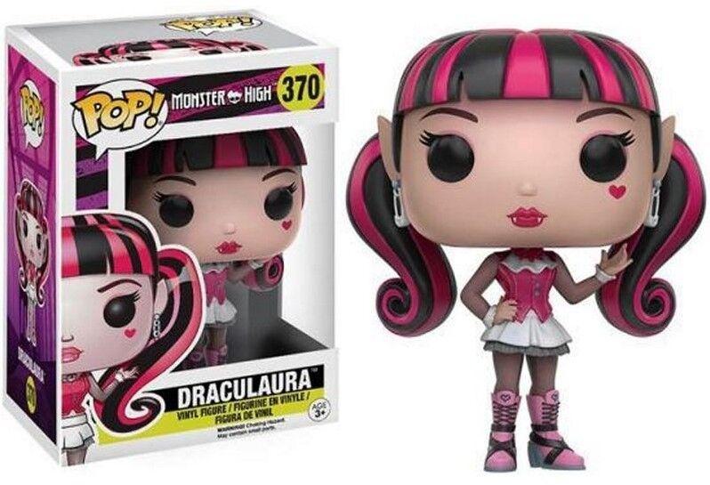 Funko POP! Monster High Draculaura