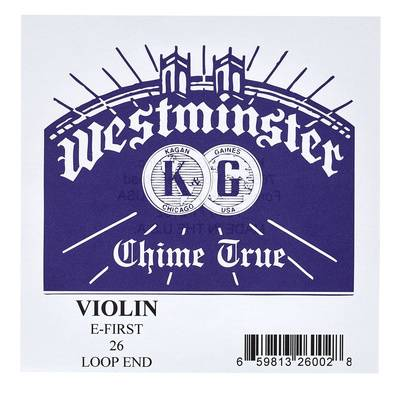 Westminster E Violin 4/4 LP medium 0,26