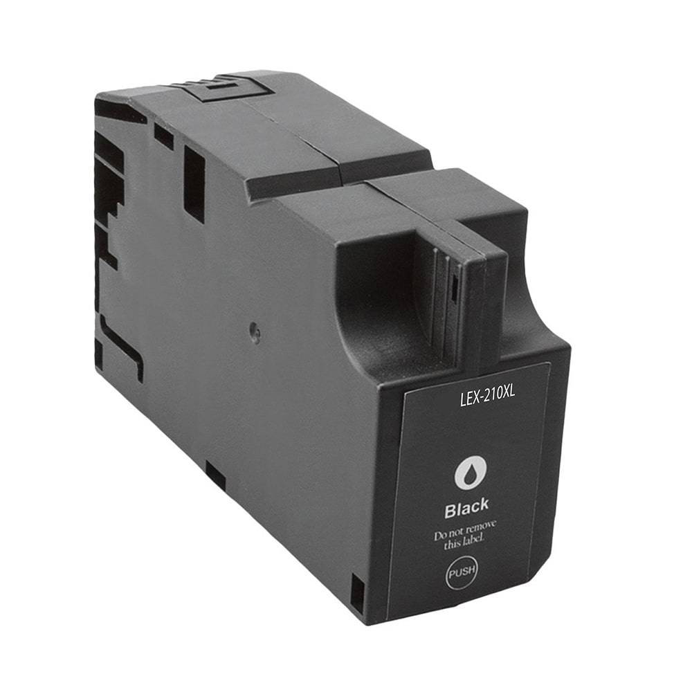 Lexmark Cartuchos para impresoras para LEXMARK 14L0174E / 210XL negro compatible (marca ASC)