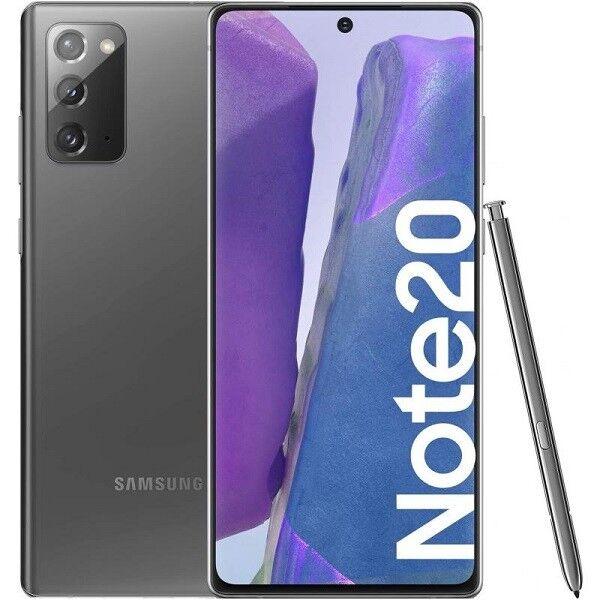 Samsung Galaxy Note 20 N981b 5g Dual Sim 256gb Mystic Grey