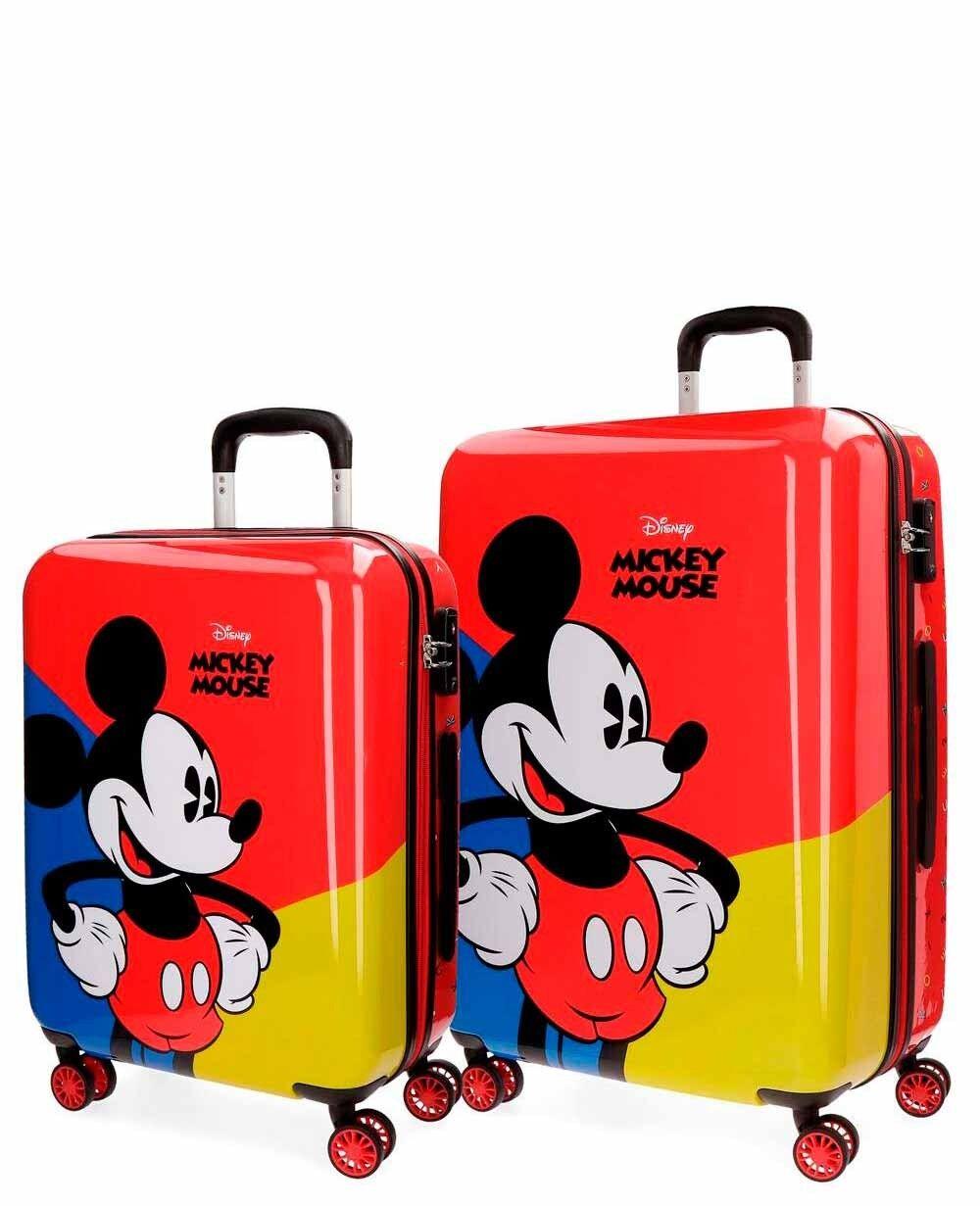 Mickey Mouse Disney Mickey Red Juego Rojo