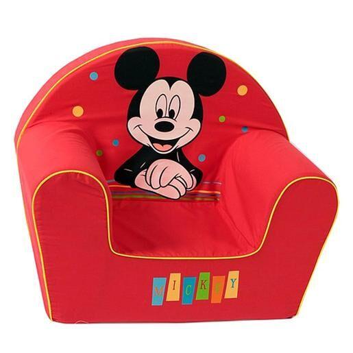 N.V. NICOTOY Disney - Mickey Mouse - Sillón Mickey (varios modelos)