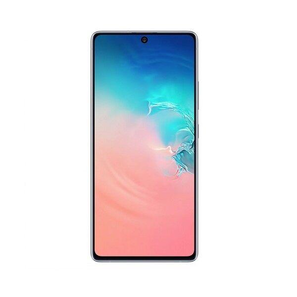 Samsung G973 Galaxy S10 Lite 6gb Ram 128gb Dual-Sim Prism White