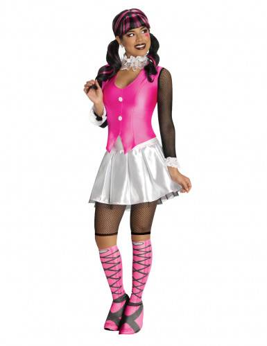 Monster Cable Disfraz de Draculaura Monster High mujer M