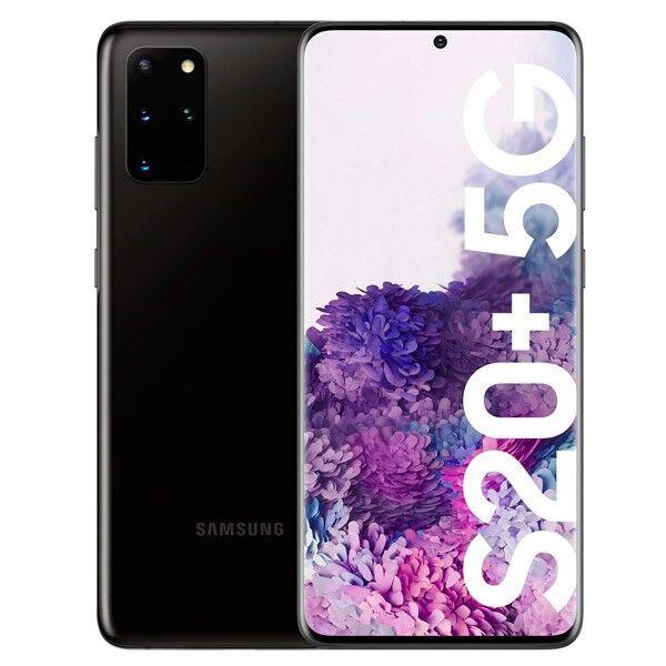 Samsung G985 Galaxy  S20+ 4g 8gb Ram 128gb Cosmic Black