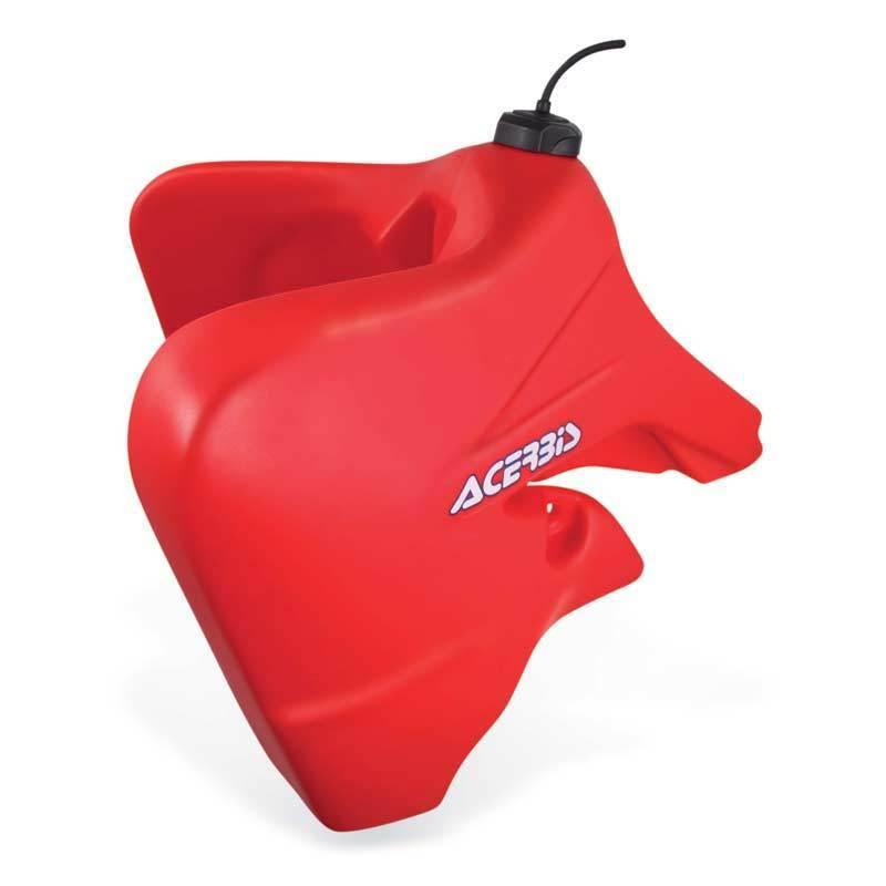 Acerbis Honda CRF 450X 05/14 15,5 Liter Fuel Tank Plata 11-20l