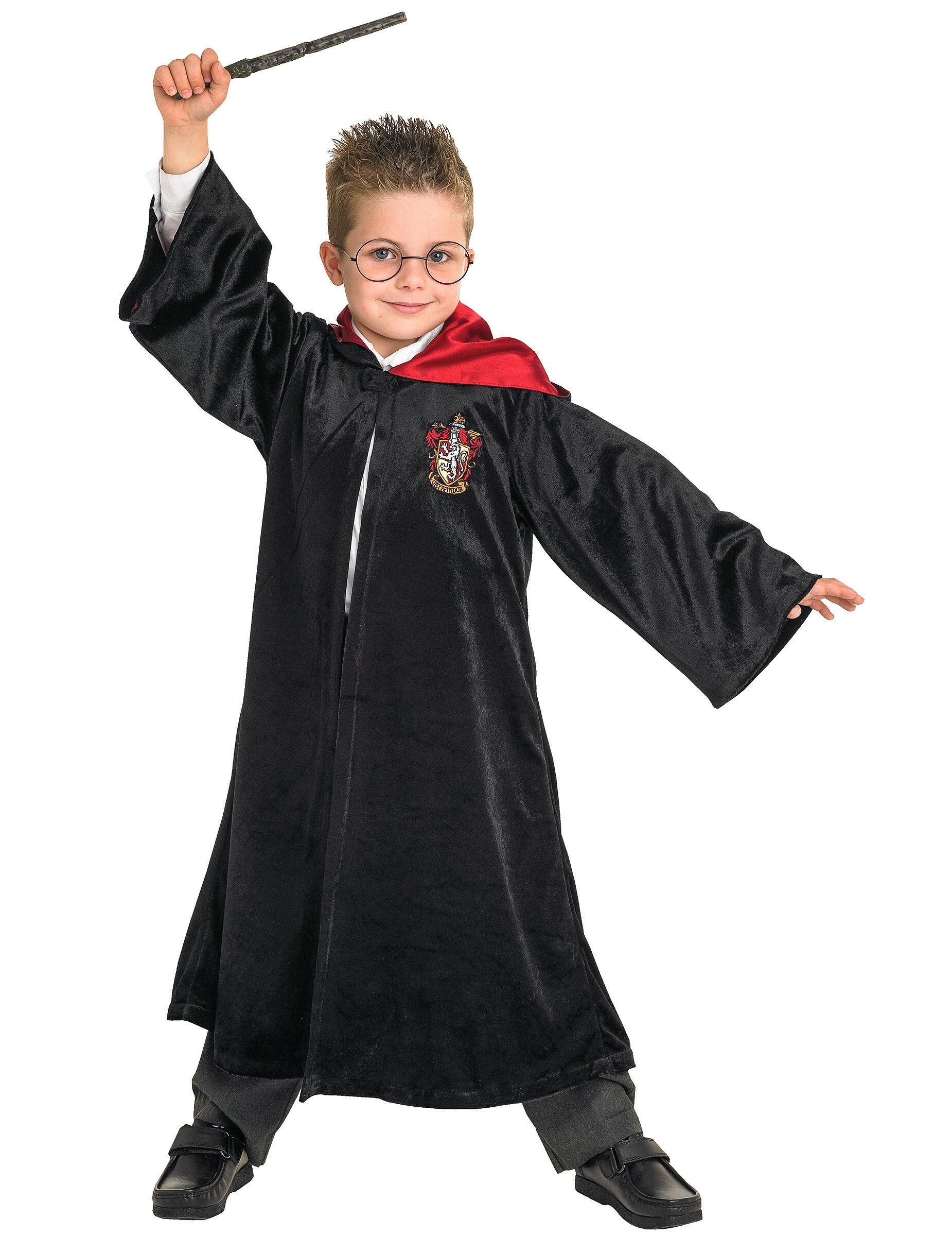 Vegaoo.es Disfraz de Harry Potter de lujo para niño - 11 a 12 años (141 a 152 cm)