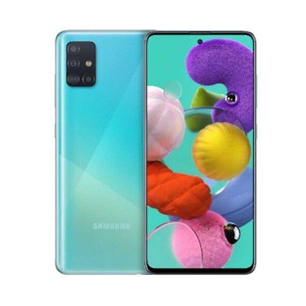 Samsung A515 Galaxy A51 4g 128gb 4gb Ram Dual-Sim Blue