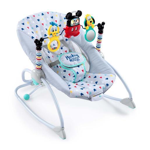 BRIGHT STARTS Disney baby - Hamaca Mickey Mouse