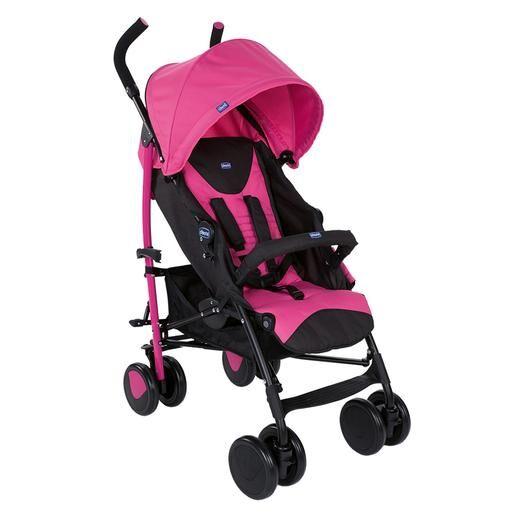 Chicco - Silla de Paseo Echo Deep Pink