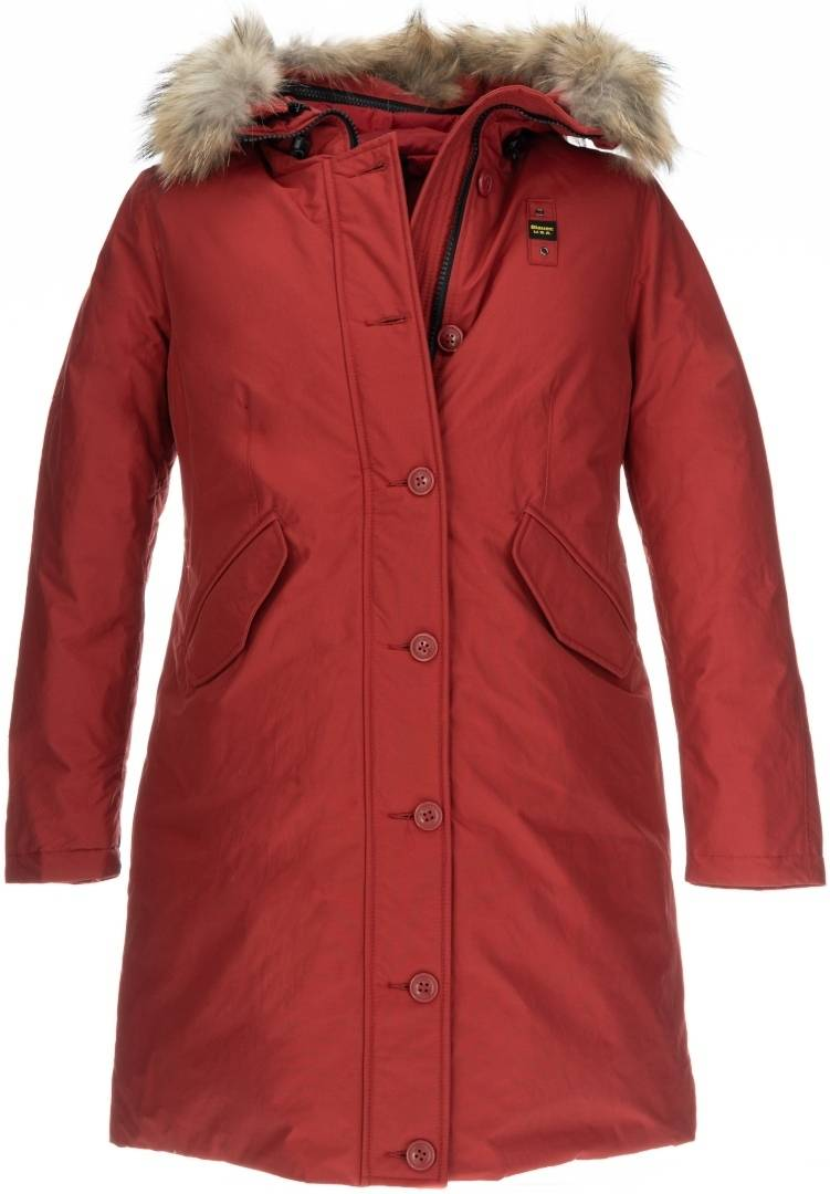 Blauer USA Isabel Parka de mujer Rojo XL