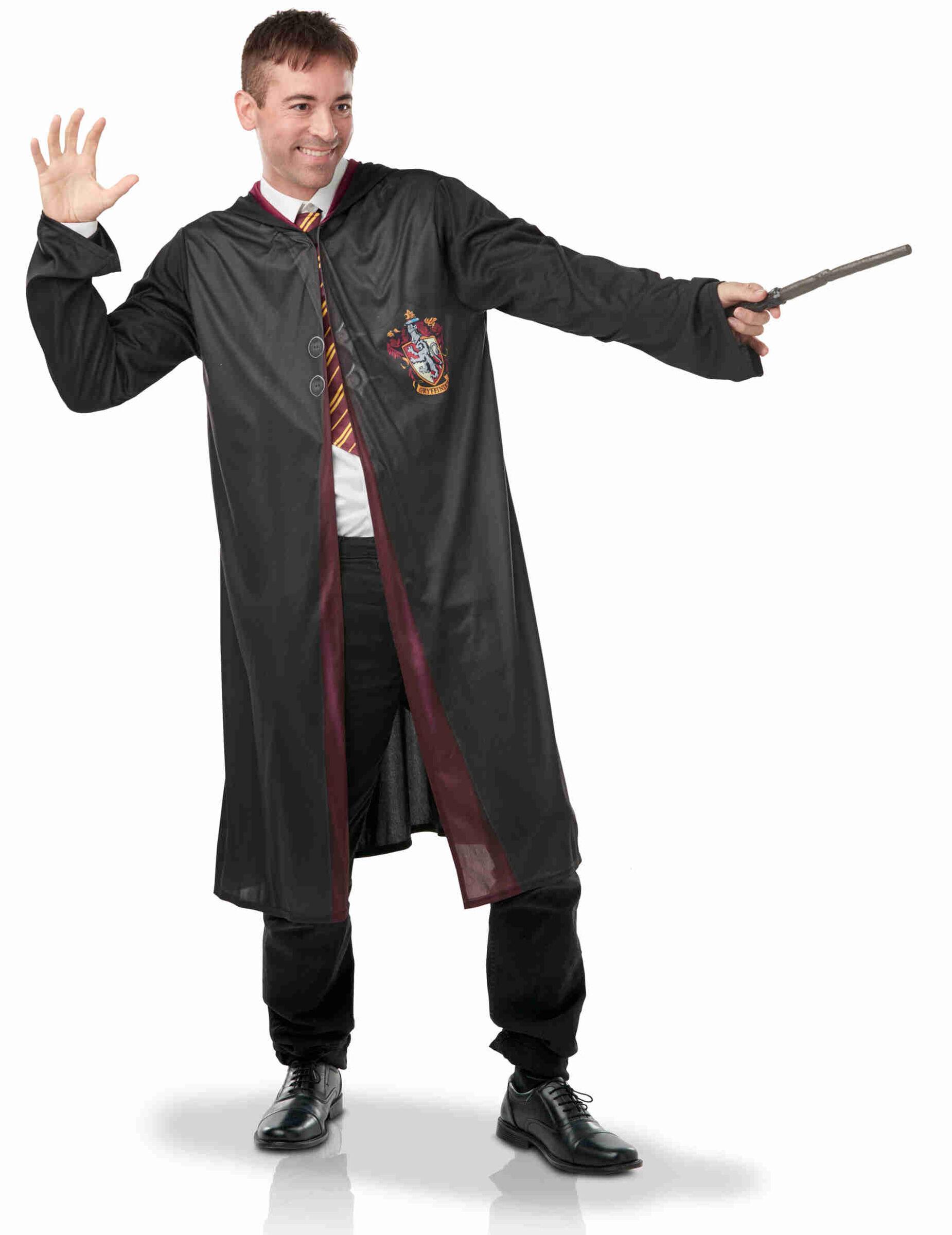 Vegaoo.es Disfraz con accesorios Harry Potter adulto - M / L
