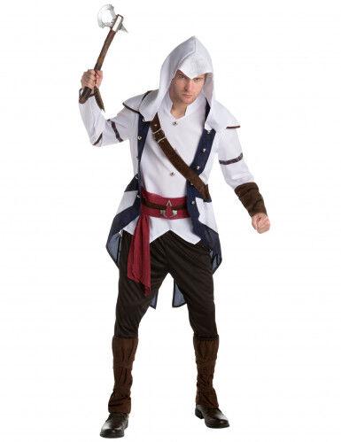 Disfraz Connor clásico Assassin s creed adulto Única