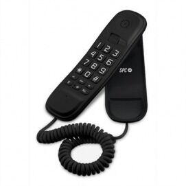 SPC Teléfono Fijo  Original Lite Negro