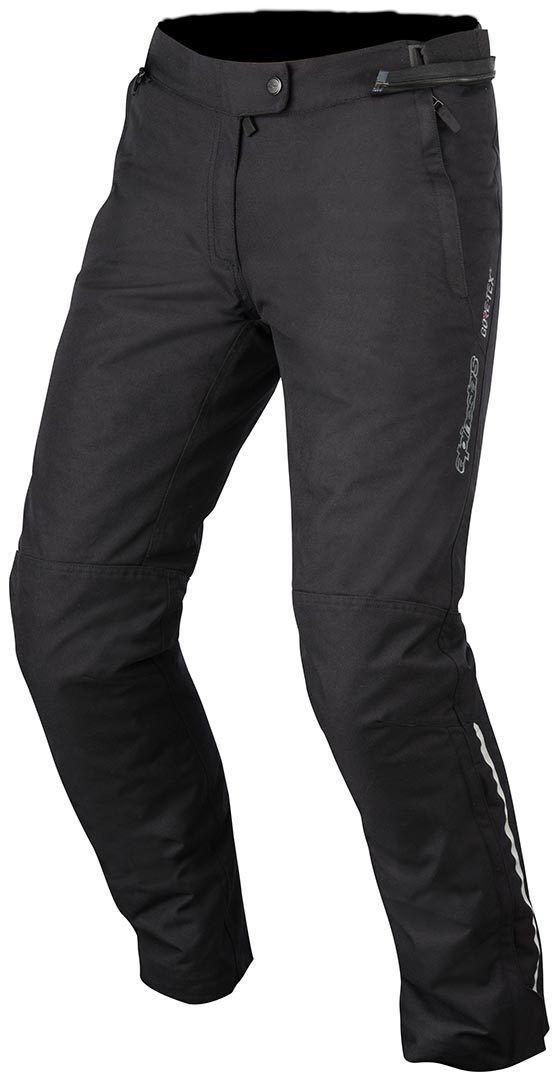 Alpinestars Stella Patron Gore-Tex Pantalones textil de las señoras Negro 2XL