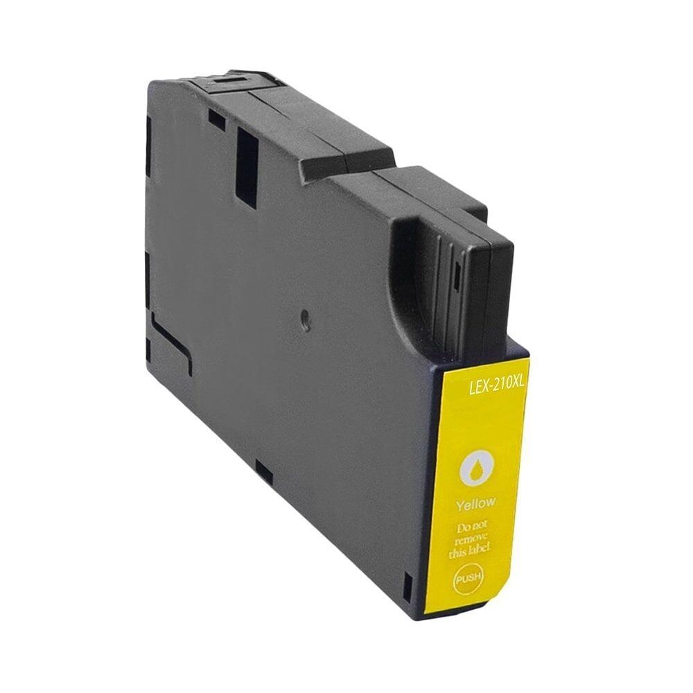 Lexmark Cartuchos para impresoras para LEXMARK 14L0177E / 210XL amarillo compatible (marca ASC)