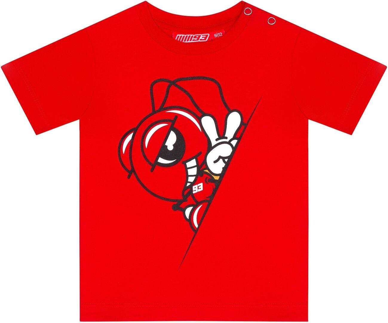 GP-Racing 93 Ant Inside Camiseta de bebé Rojo 3 - 6 meses