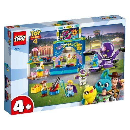 Lego Toy Story - Buzz y Woody Locos por la Feria - 10770
