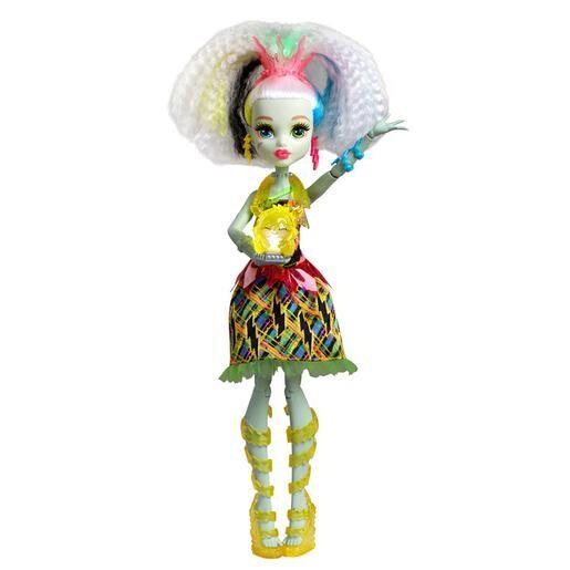 Mattel Monster High - Frankie Megavóltica