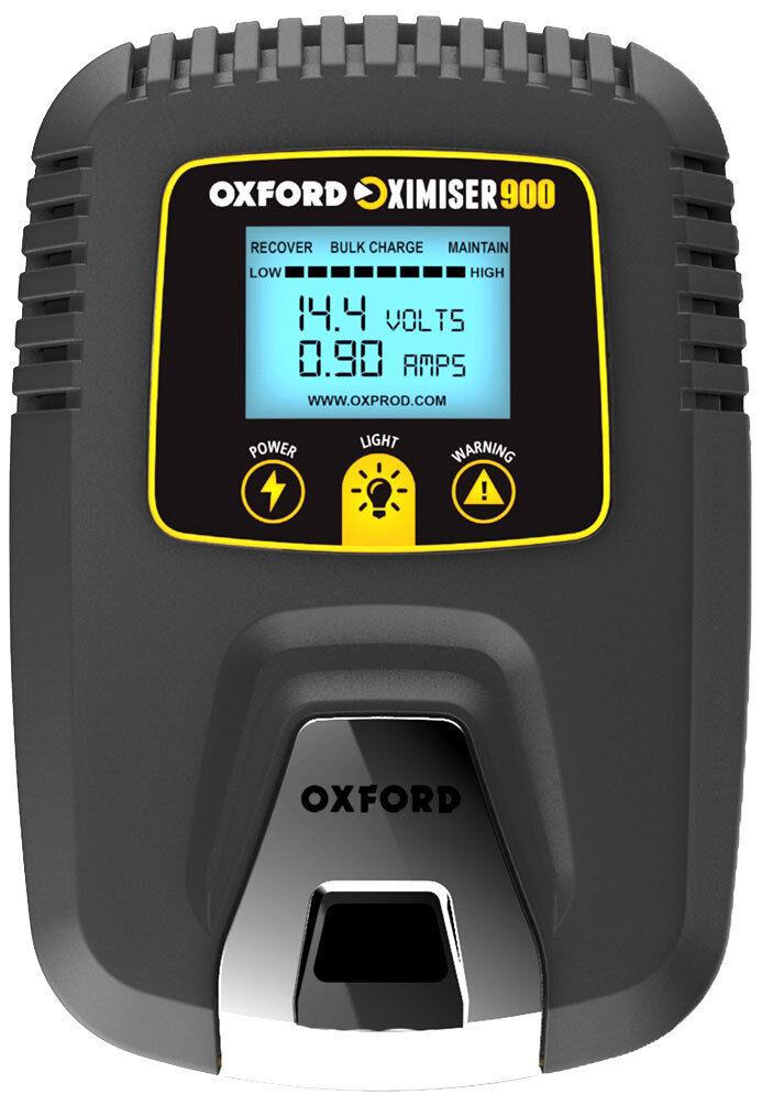 Oxford Oximiser 900 Cargador de batería