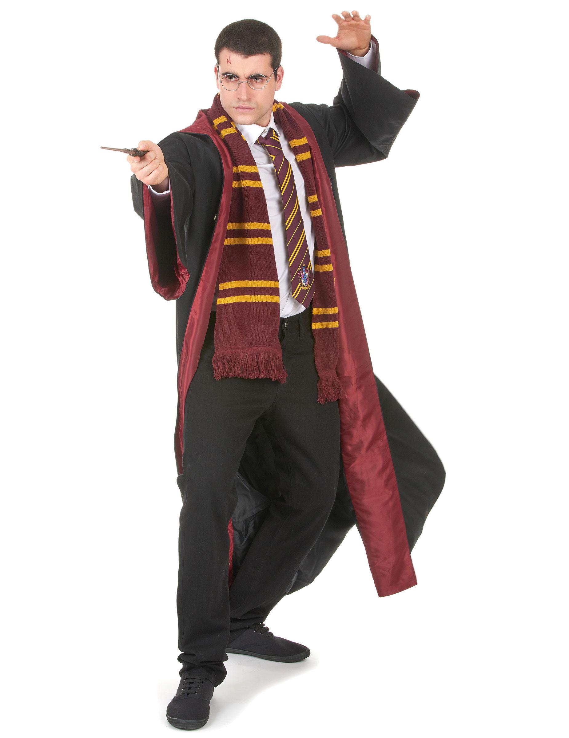 Vegaoo.es Réplica traje de mago Gryffindor - Harry Potter - L