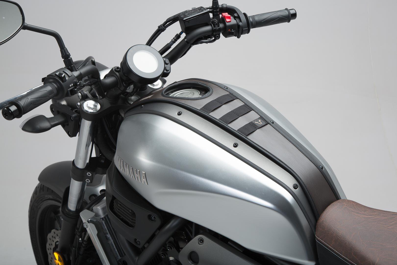 SW-Motech Legend Gear correa para depósito SLA - Yamaha XSR 700 (16-).