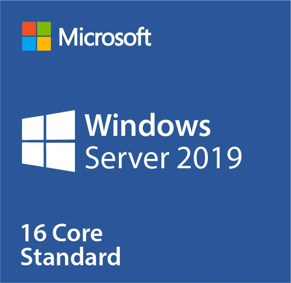 P73-07809 Microsoft Windows Server 2019 Standard 24 Core