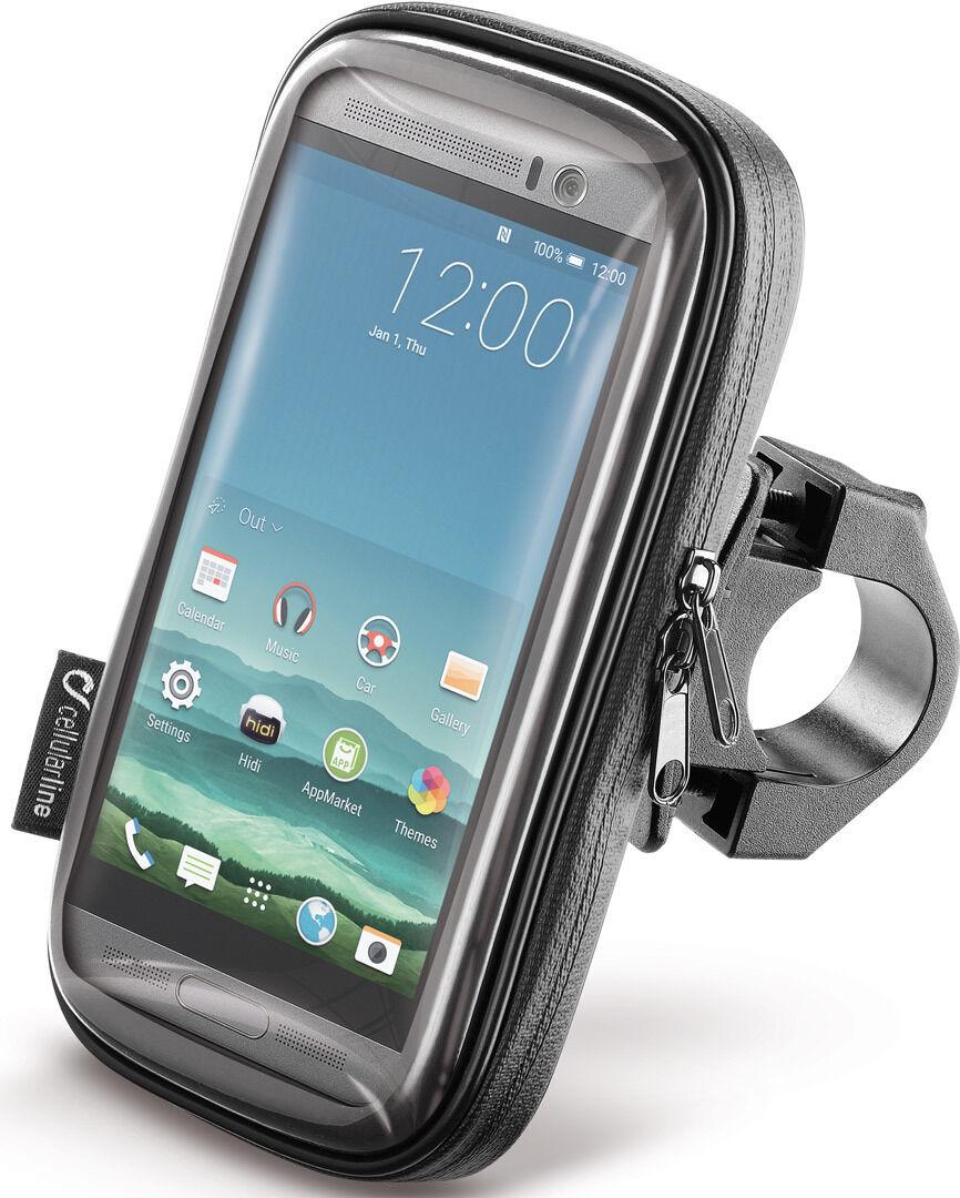 Interphone Unicase Up To 5.2 Inch Sostenedor del teléfono móvil Negro un tamaño