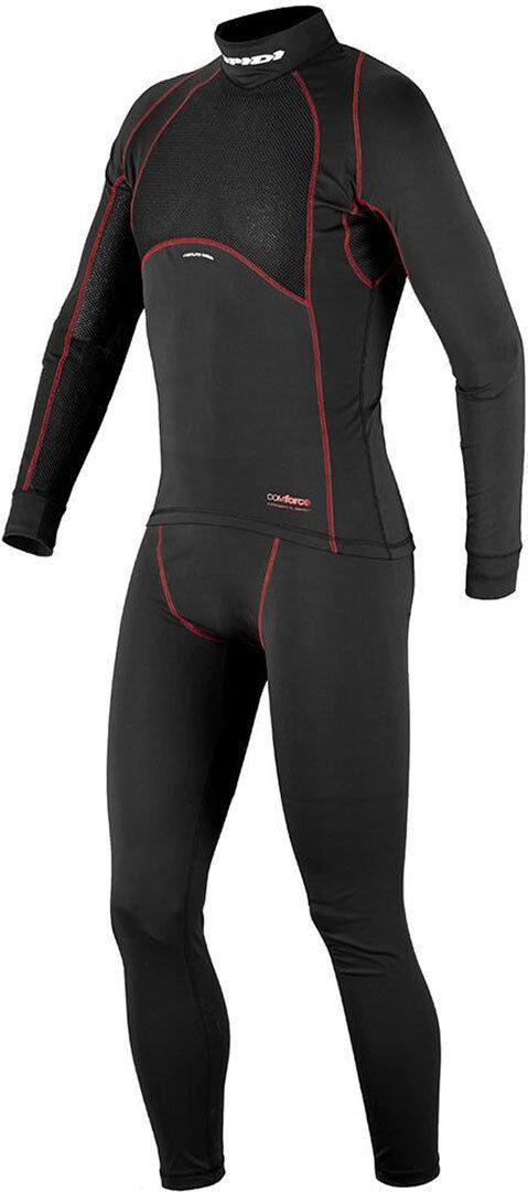 Spidi Profield ropa interior térmica Negro 3XL