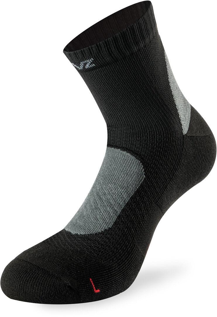Lenz Trekking 2.1 Socks Calcetines Negro 42 43 44