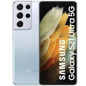 Samsung Galaxy S21 Ultra G998 5g Dual Sim 12gb Ram 256gb Plata
