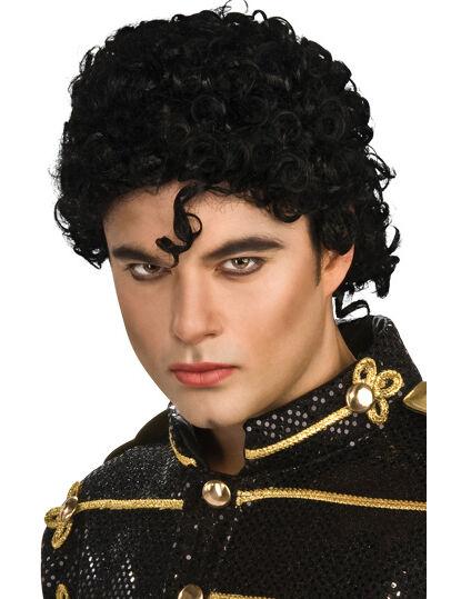 Vegaoo.es Peluca de Michael Jackson pop