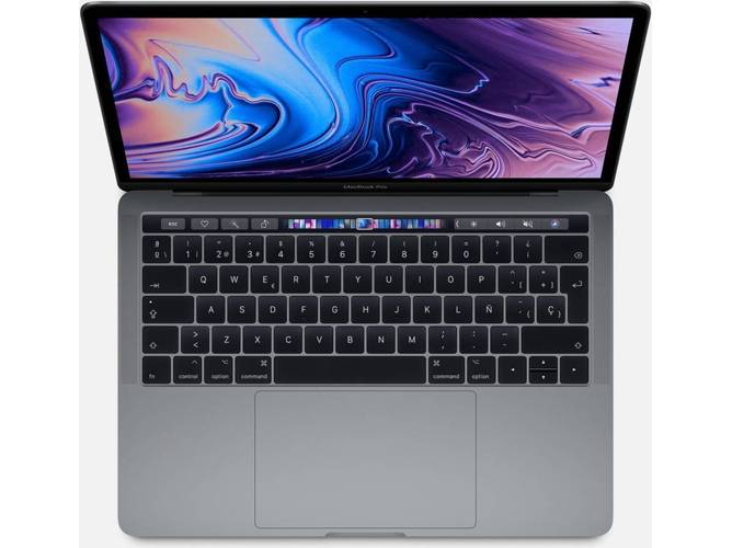Apple MacBook Pro APPLE ZY06 (13   - Intel Core i7 - RAM: 32 GB - 512 GB SSD - Intel Iris Plus Graphics)