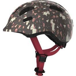 Abus Casco Smiley 2.0 Caballos - Rosa Talla de casco M