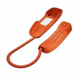 Siemens DA210 Teléfono Compacto Fijo Naranja