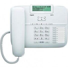 Siemens DA710 Teléfono Compacto Fijo Blanco