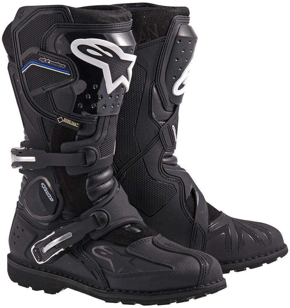 Alpinestars Toucan Gore-Tex Botas de moto Negro 47