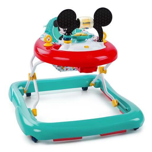 BRIGHT STARTS Disney baby - Mickey Mouse Andador Happy Triangles