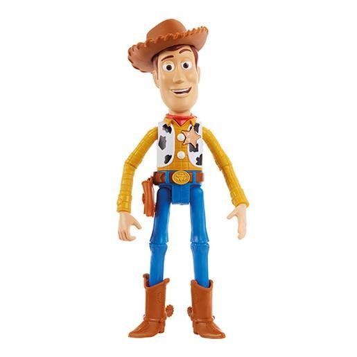 Mattel Toy Story - Woody Parlanchín Toy Story 4