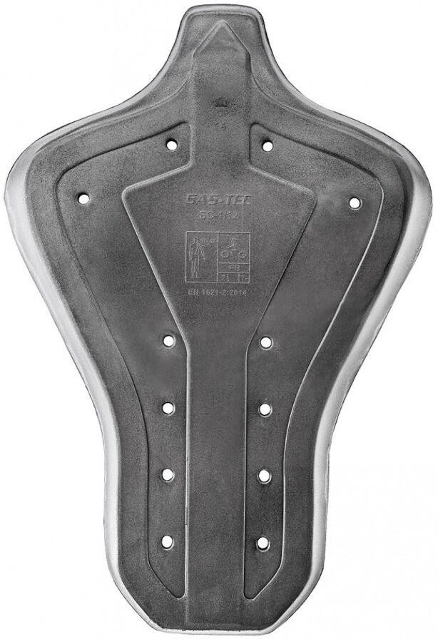 SAS-Tec SC-1-12 Protector de espalda Negro un tamaño